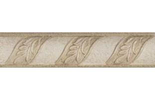 Настенный бордюр Tivoli List. Poseidon Crema 7x31 Saloni Ceramica