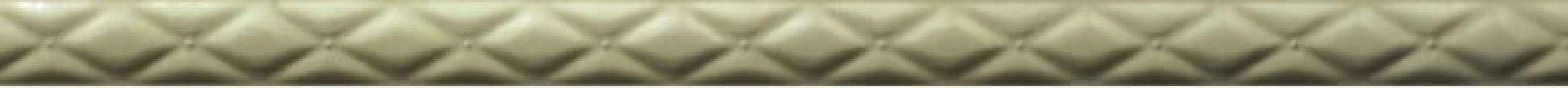 Бордюр CSAROMBE01 Pensiero Rombo Beige 3.0x50.2 Sant Agostino