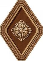 Вставка STN Ceramica Caledonia Inserto Circe Marron 10.5x14.5