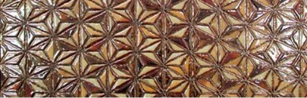 Декор Menorca DB Alaior Or 20x60 Valentia Ceramics