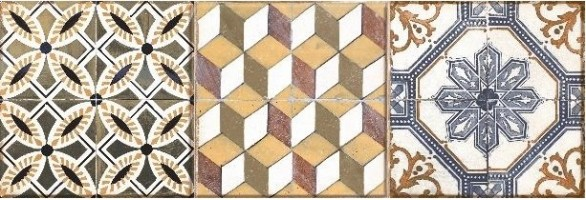 Декор Menorca DB Espadan Mix 20x60 Valentia Ceramics