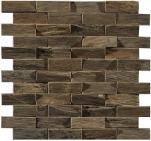 Мозаика L241710201 Wood Brick Antique 30x30 L'Antic Colonial