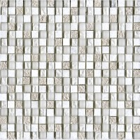 Мозаика L242521601 Imperia Mix Silver White 29.8x29.8 L'Antic Colonial