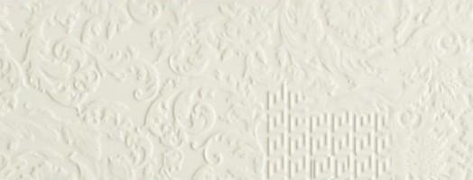 Плитка Versace Gold Bianco Patchwork 25х75 настенная 68640