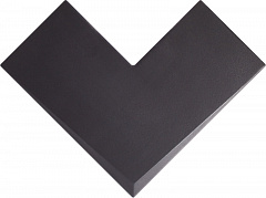 Настенная плитка Boho Elle Black Matt 20x20 (WOW)
