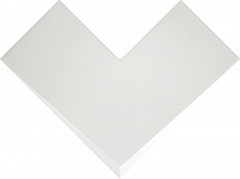 Настенная плитка Boho Elle White Matt 20x20 (WOW)