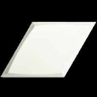 Настенная плитка 218268 Evoke Diamond Zoom White Matt 15x25.9 ZYX