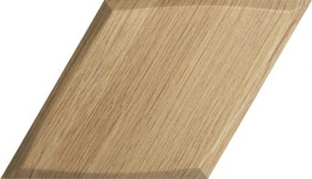 Настенная плитка 218270 Evoke Diamond Zoom Camel Wood 15x25.9 ZYX
