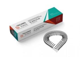 Саморезы ТС-XTN 3.9х25 в лентах 1000 шт