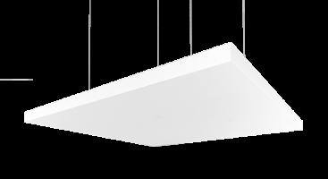 Панель акустическая Акустилайн Akustiline Color Baffle 1200x6000x40 мм прямоугольник