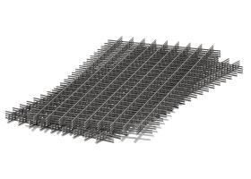 Сетка сварная дорожная в картах 50х50х3 мм 0.5х2 м