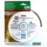 Диск алмазный Distar Professional 7D d-200 Industrial Class по плитке и керамограниту