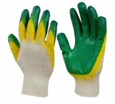 Перчатки с 2-м обливом