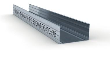 Профиль Knauf 100х50х3000 мм стоечный