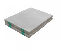 Пазогребневая плита Волма 667x500x80 мм полнотелая влагостойкая