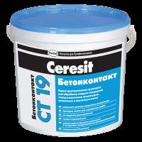 Бетоноконтакт Ceresit СТ-19 15 кг