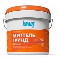 Грунтовка универсальная Knauf Миттельгрунд для впитывающих оснований 10 кг