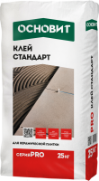 Клей для плитки Основит Pro Стандарт 25 кг