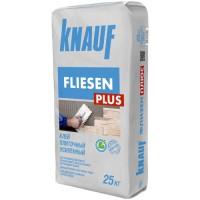 Клей для плитки Knauf Флизен Плюс 25 кг