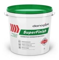 Шпатлевка Danogips Sheetrock SuperFinish полимерная финишная 5 кг