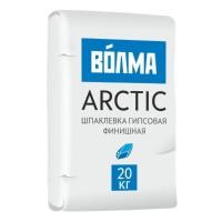 Шпатлевка гипсовая Волма Арктик финишная 20 кг