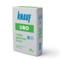 Стяжка для пола Knauf UBO цементная легкая 25 кг
