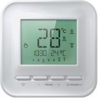 Терморегулятор для теплого пола белый Теплолюкс 520